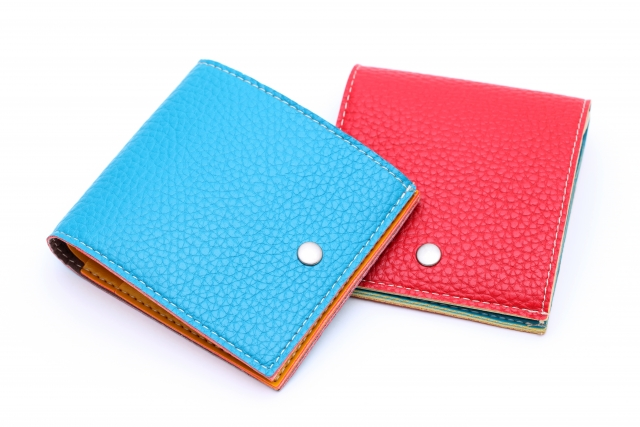 薄いミニ財布