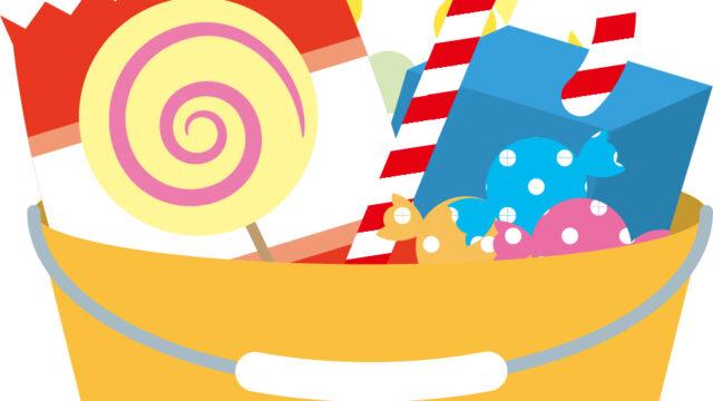 お菓子イラスト画像
