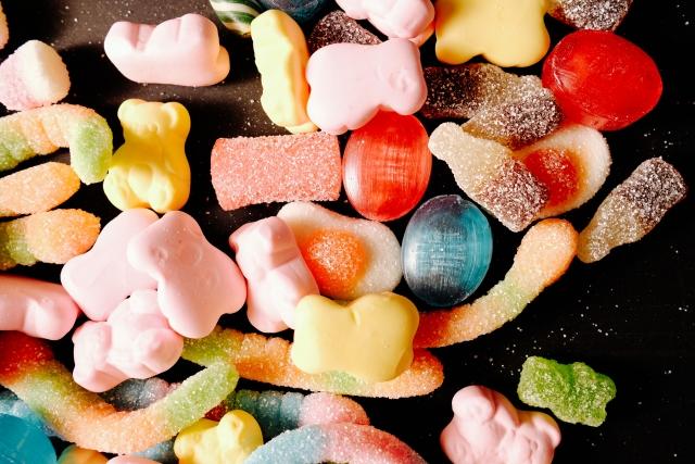 お菓子キャンディーグミ