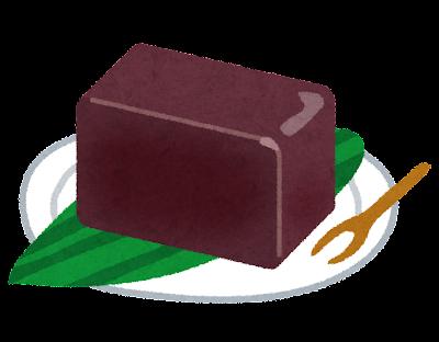 チーズ羊羹